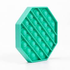 Nixo push pop bubble fidget sensory toy, circle, sea green, pack of 1, stimulating pop it fidget toy, perfect fidget pop it game, push bubbles push pop fidget toy, focus fidget pop it toy: Amazon Com Doubmeek Push Pop Pop Bubble Sensory Fidget Toy Autism Special Needs Stress Reliever Silicone Stress Reliever Toy Squeeze Sensory Toy Color Green Toys Games