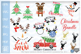 Convert your image to the svg format with this free online image converter. Christmas Bundle Svg Christmas Designs Bundle Svg 176220 Svgs Design Bundles