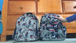 Ll Bean Backpack Size Chart A Comparison Of Pottery Barn Kids Small Backpacks