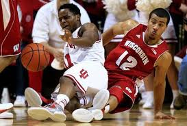 wisconsin upsets no 2 indiana plus