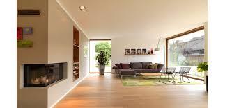 Bodentiefe Fenster Architecture Minimalistische Wohnzimmer