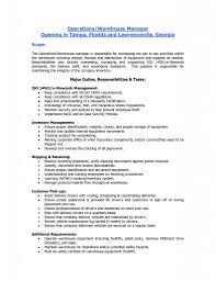 Resume For Warehouse Worker Sample Data Worker Photo Examples