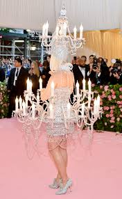 Katy Perry Light Up Shoes Katy Perry Lights Up 2019 Met Gala Red Carpet Literally