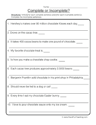 picture sentence worksheets – michaeltedja