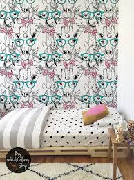 Hipster Giraffe Wallpaper Kids Room Wall Decal Cute Wall