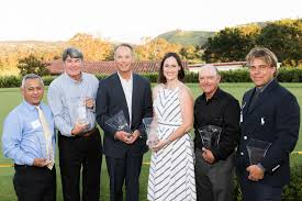 santa barbara athletic round table inducts six members to hall of fame