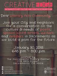 creative edge literary arts roundtable presented by creative edge community sacramento365