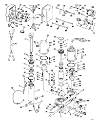 boat trim wiring diagram electrical circuit electrical wiring diagram evinrude power tilt and trim parts for 1977 200hp 200740c outboard motorrhmarineengine boat trim wiring