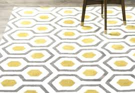 blue gray yellow area rug and rugs white striped