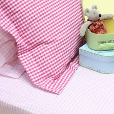 baby nursery enchanting pink gingham bedding sets collections le cau stripe duvet set disc covers