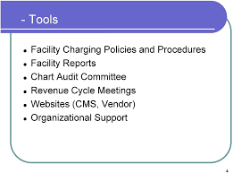 Cms Chart Audit Tool Charge Capturing Presented By Edvernor Burney Chart Audit