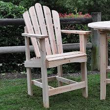 pdf plans from tall adirondack chairs plans source chicoschoolofrock com shine panywestportcounterhighadirondackchairm