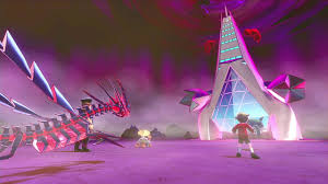 Catching DURALUDON Gigantamax in Pokemon sword and shield - YouTube