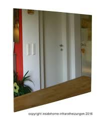 Infrarotheizung Spiegel Rahmenlos 600 Watt 90x60x25 Cm Amazon