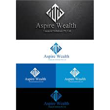 Planning And Design Pty Ltd Professional Bold Financial Planning Logo Design For