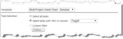 Live Gantt Chart Project Server Gantt Chart Onepager Live