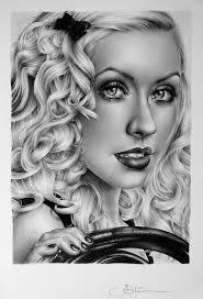 open door pencil drawing. Open Doors - Christina Aguilera Pencil Drawing Original SALE Door A