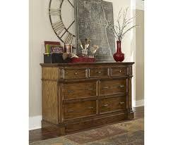 office furniture desk vintage chocolate varnished. BROYHILL FURNITURE New Vintage 7-Drawer Dresser Office Furniture Desk Chocolate Varnished