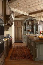 Modern Rustic Kitchen Decor Solid Hardwood Kitchen Cabinet Free