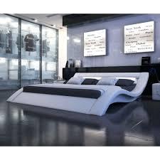 ... Large Size of Bedroom:worth Wenge White Platform High End Beds Modloft Q  Wen Wht ...