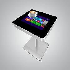 smart interactive coffee table