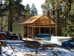 ... Timber Frame Barn to Home Conversion