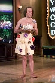 richard simmons woman. richard simmons on the tonight show with jay leno april 28, 2000 woman i