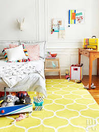 There are two ways to organize a small bedroom: You can make it dark and  cozy with saturated berry reds or chocolate browns. Or, you can boost  daylight with ...