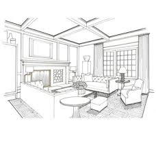 105 best Interior Design Sketches images on Pinterest Interiors