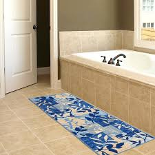 non slip runner rug collection beige black blue fl patchwork nonslip runner rug fancy moroccan trellis