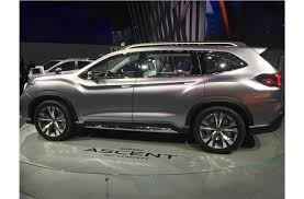 2018 subaru 3 row seating. beautiful 2018 2019 subaru ascent throughout 2018 subaru 3 row seating
