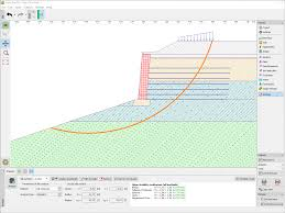 Water Wall Design Guidelines Redi Rock Wall Geotechnical Software Geo5 Fine