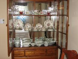 Best China Cabinet Displays Images On Pinterest Kitchen