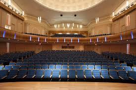 Thorough Baldwin Auditorium Seating Chart 2019