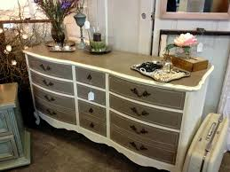 Two tone furniture painting Provincial Tips For Two Tone Dresser Kennecottland Dressers Furniture Ideas Two Tone Furniture Painting Ideas Furniture Ideas