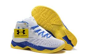 under armour basketball shoes stephen curry white. under armour white blue yellow basketball shoes curry 3.5 dlx \\\u0027dub nation\\\u0027 stephen