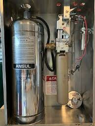 Ansul R 102 Nozzle Chart Ansul R 102 Wet Chemical Fire Suppression System Make Me An