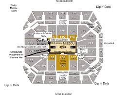 22 Competent Mizzou Faurot Field Seating Chart