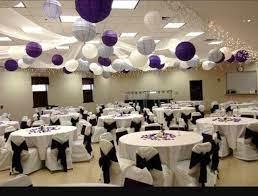 wedding hall decorations