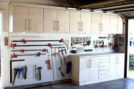 install and organize diy pegboard wall