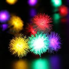 outdoor christmas lighting ideas. Chuzzle Ball Christmas Lights Outdoor Lighting Ideas