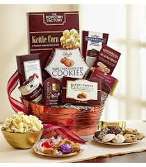 clic collection gourmet gift basket
