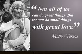 Mother Teresa Quotes On Love Custom Interesting Mother Teresa Quotes About Great Love Golfian