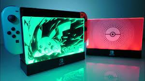 Nintendo Switch Dock Light Up
