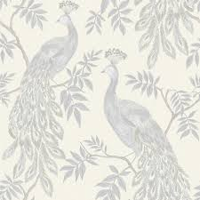 Peacock Pattern Magnificent Arthouse Lazzaro Peacock Pattern Wallpaper Bird Leaf Floral Glitter