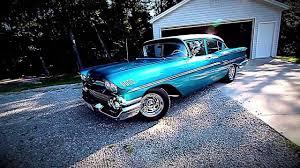 1958 Chevy Delray - YouTube