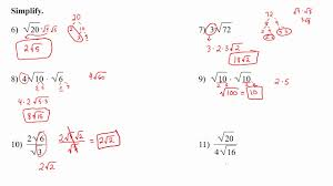 algebra 1 quadratic equations chapter 9 review