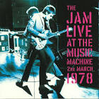 Live at the Music Machine 2nd March, 1978