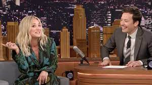Kaley Cuoco Performs the Theme Song to 'The Big Bang Theory' - Crooked  Llama News