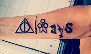 Harry Potter Always Quote Interesting 48 'Harry Potter' Quote Tattoos Every Hogwarts Fan Needs On Their